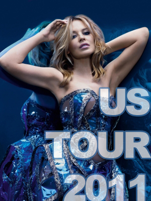 Kylie Minogue Announces Dates for North American Tour