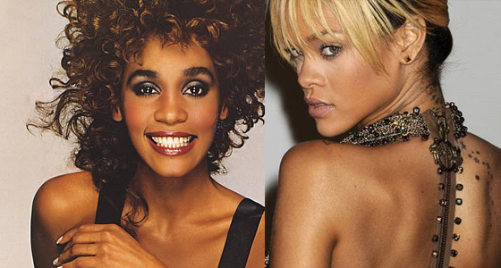 """Whitney houston """"i look to you"""" (official music new song sept 2009."""