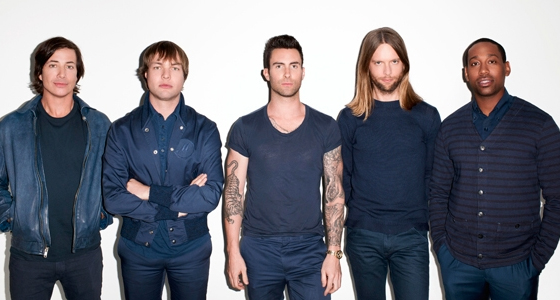 First Listen: Maroon 5 – One More Night