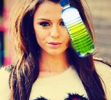 Cher Lloyd Hit With Bottle Of Urine During V Festival!