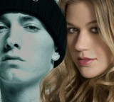 Kelly Clarkson Does Eminem!