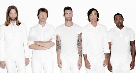 "Maroon 5 Announce New Single ""Daylight""!"