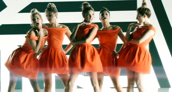 Video Premiere: Girls Aloud – Something New