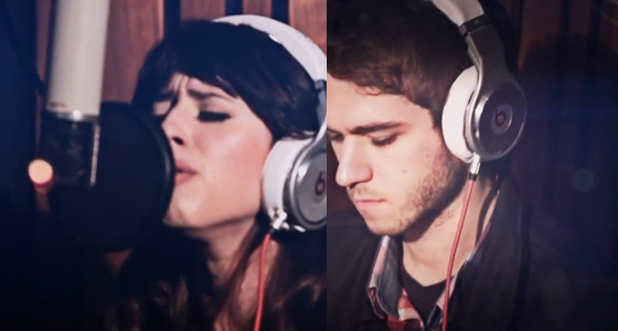 First Listen: Zedd Ft. Foxes – Clarity (Acoustic Version)
