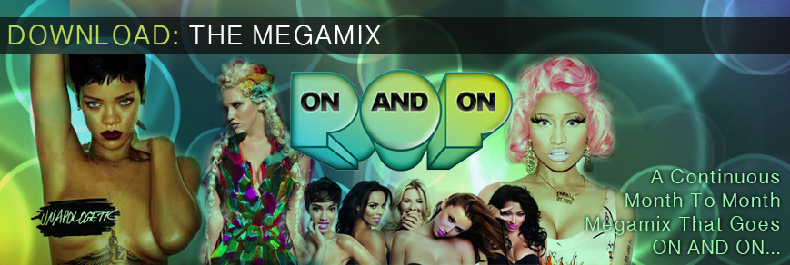Download: POP ON AND ON The Megamix