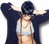 First Look: Rihanna For Complex Magazine + Midnight Diamond Remix!