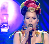 POP Live: Paloma Faith – Black And Blue (Let's Dance For Comic Relief)