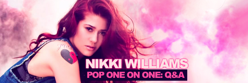 Nikki Williams: POP One On One