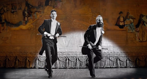 Video Premiere + Remix: Capital Cities – Safe And Sound