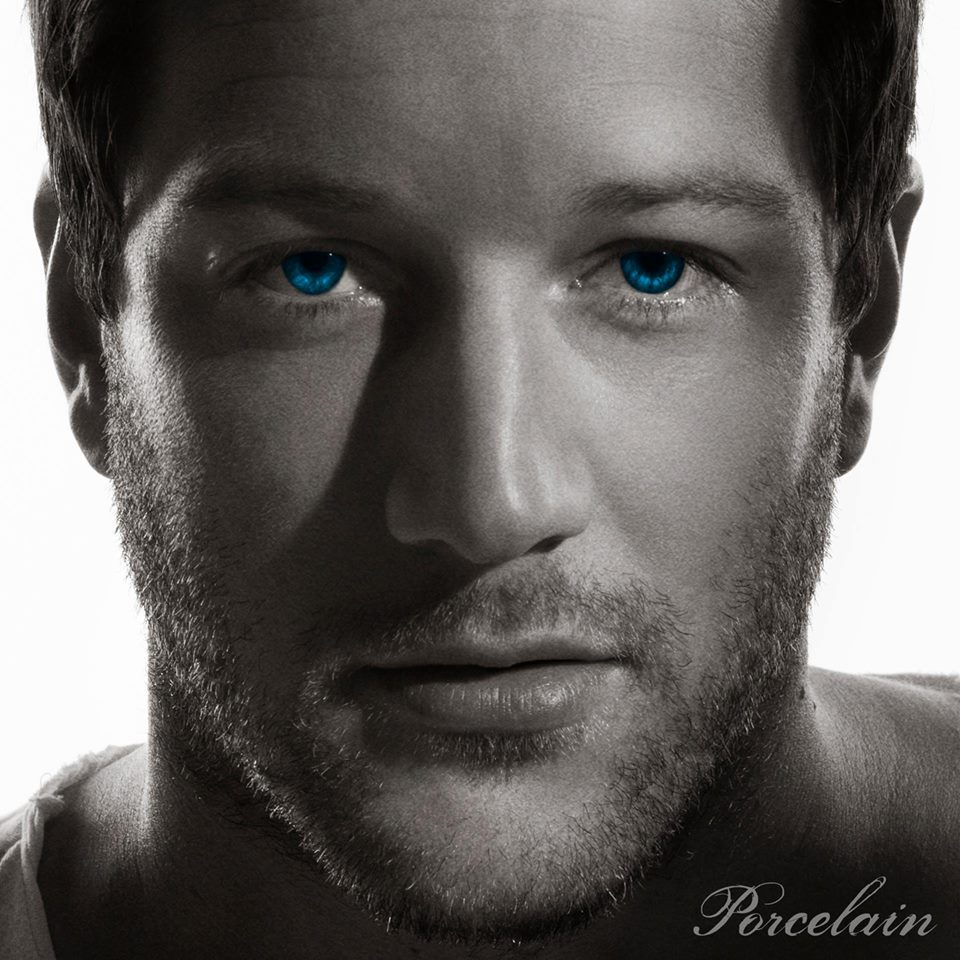 matt cardle porcelain album cover