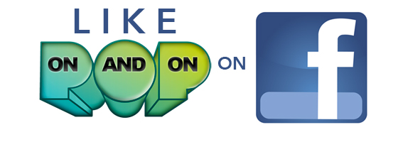 pop on and on facebook