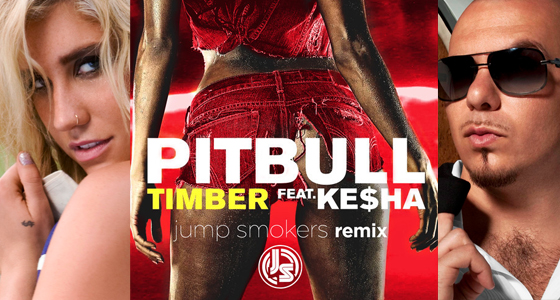 Pitbull Kesha Timber