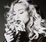 Madonna's New Album Sort Of Available On iTunes, The Album Cover Is Immaculate